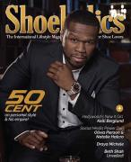 50 Cent Covers our Holiday 2016 issue